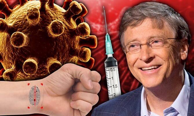 شكوك تحوم حول بيل جيتس لمعرفته المسبقة بانتشار وباء عالميا