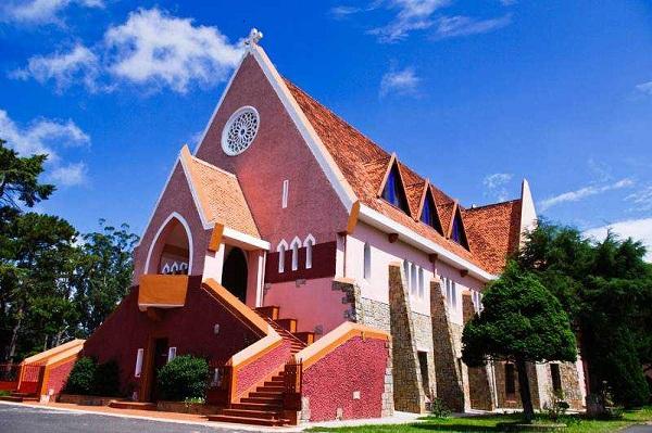 Nhà thờ Domain De Mari