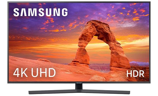 Samsung 4K UHD 2019 65RU7405: análisis
