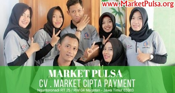 MarketPulsa.id Web Resmi Server Market Pulsa Murah CV Market Cipta Payment
