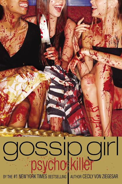 News: Gossip girl psycho killer na galera! 7