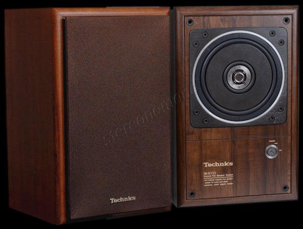 stereonomono - Hi Fi Compendium: Technics SB-RX 50