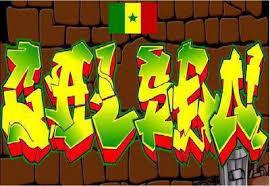LE GRAFFITI L'ART DU NOUVEL ÈRE : Art, artisanat, culture, tourisme, LEUKSENEGAL, Dakar, Sénégal, Afrique