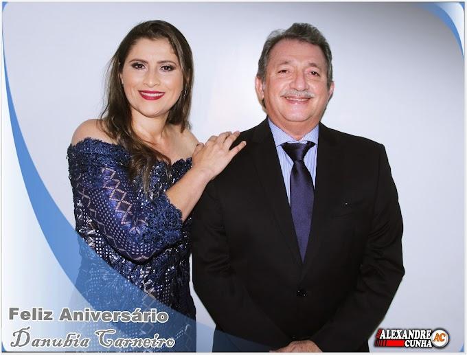 Parabéns à Primeira-dama e Secretaria de Educação de Chapadinha, Danubia Carneiro.