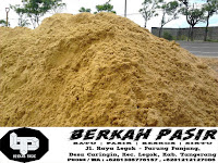 Jual Pasir Murah Jakarta Tangerang Bekasi Cikarang