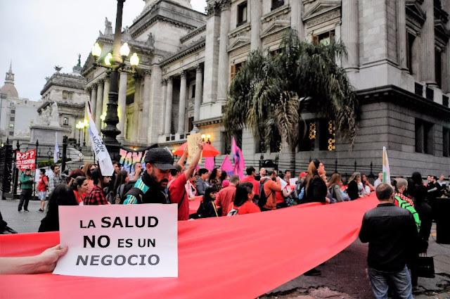 #Urgente Por la Reforma Laboral, se frena la nueva Ley de VIH y Hepatitis en el Congreso