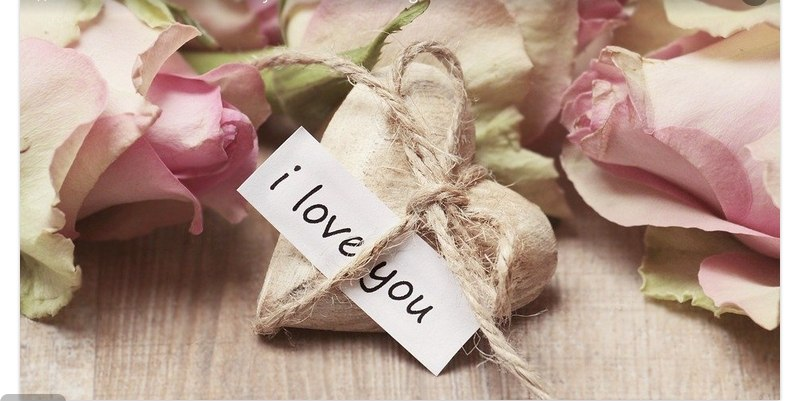 Loving you letters for him or her