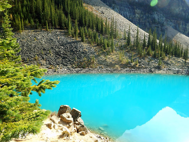 viajar lagos canada