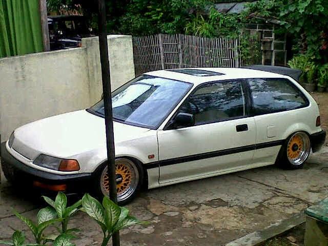 7700 Koleksi Modif Mobil Honda Civic Lx Terbaik