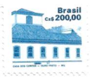 Selo Casa dos Contos