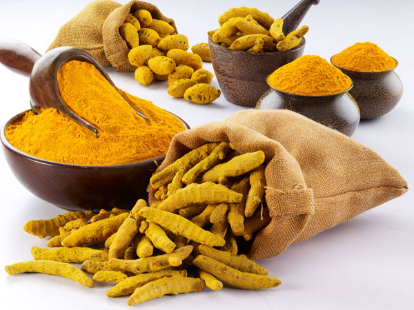 Turmeric is a flowering plant of the ginger family and is normally used as a food coloring. Turmeric is one of the elementary ingredients in curry powder. Turmeric has a deep orange flesh with a tough brown skin and it comes from the root of the Curcuma longa plant. Turmeric has been used throughout the history as a textile dye, condiment and healing remedy. Owing to its deep yellow-orange color, turmeric was traditionally called 'Indian saffron'. Turmeric has found its use since long ago as a potent anti-inflammatory in both the Indian and Chinese systems of medicine.  Root of turmeric is widely used in medical science for multi purposes. It has been utilized to treat many health disorders including wound healing, digestive disorders, liver problems and treatment for skin diseases. Active ingredient in turmeric is curcumin, which has been shown to have a wide array of therapeutic impacts. Turmeric has a warm, bitter and peppery flavor and is often used to color or flavor cheese, ballpark mustard and butter. Turmeric has a mild fragrance somewhat reminiscent of ginger and orange. Some of the medicinal uses of turmeric include:  Liver Diseases: Turmeric is valuable for its effect on the liver. More consumption of foods and herbs can strengthen the liver in the spring. The liver protectant compounds of turmeric are similar to that of artichoke and milk thistle leaves. Because of its ability to shrink engorged hepatic ducts, turmeric can be useful to treat liver disorders such as jaundice, hepatitis and cirrhosis.  Digestive Disorders: Turmeric is regarded as a carminative and a digestive bitter. It can be added into foods including bean dishes and rice to facilitate digestion, reduce bloating and gas. It is a cholagogue, promoting excretion of bile through the gallbladder and encouraging bile production in the liver. This enhances the body's capability to digest fats. Turmeric is recommended for congestion and chronic digestive weakness. It can be consumed in the form