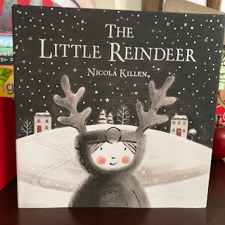 The Little Reindeer is a beautiful Christmas storybook