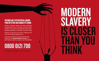 Human Trafficking dan Perbudakkan Modern