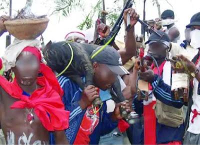 432 Suspected Cultists Nabbed In Ogun