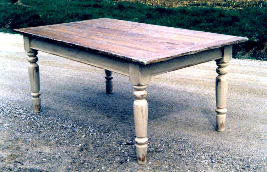 Mine Has Slightly Cooler Legs And A Way Less Cool Rustic Antique Top Even Though The Was Not Solid Wood Table Is Sy Leaf I Loved