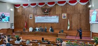 DPRD Kutim Usulkan Raperda Perlindungan Hukum Masyarakat Tidak Mampu