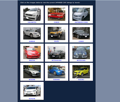 trusted  automotive import and export company in Japan