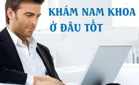 Những địa chỉ khám nam khoa uy tính tại TPHCM