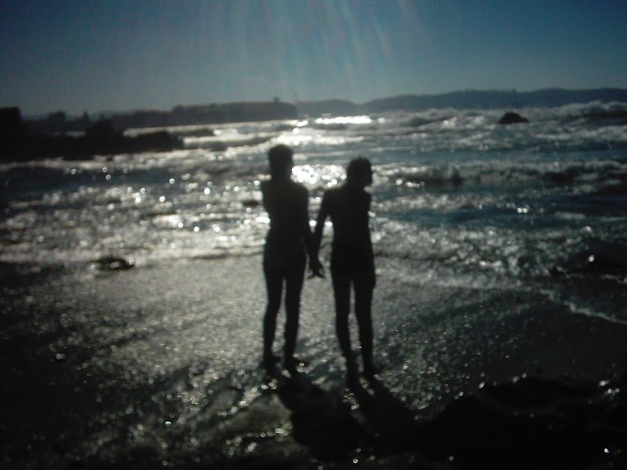 playa san lorenzo gijon