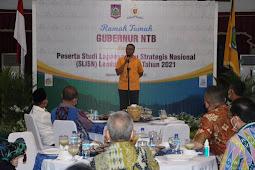 Tiga Program Strategis Wujudkan NTB Gemilang