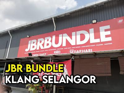 JBR Bundle Johan Setia Klang Selangor