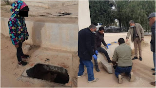 عاجــــل وفاة طفلة الأربع سنوات في المستشفى الجامعي الحبيب بورقيبة بعد سقوطها في بالوعة للصرف الصحي