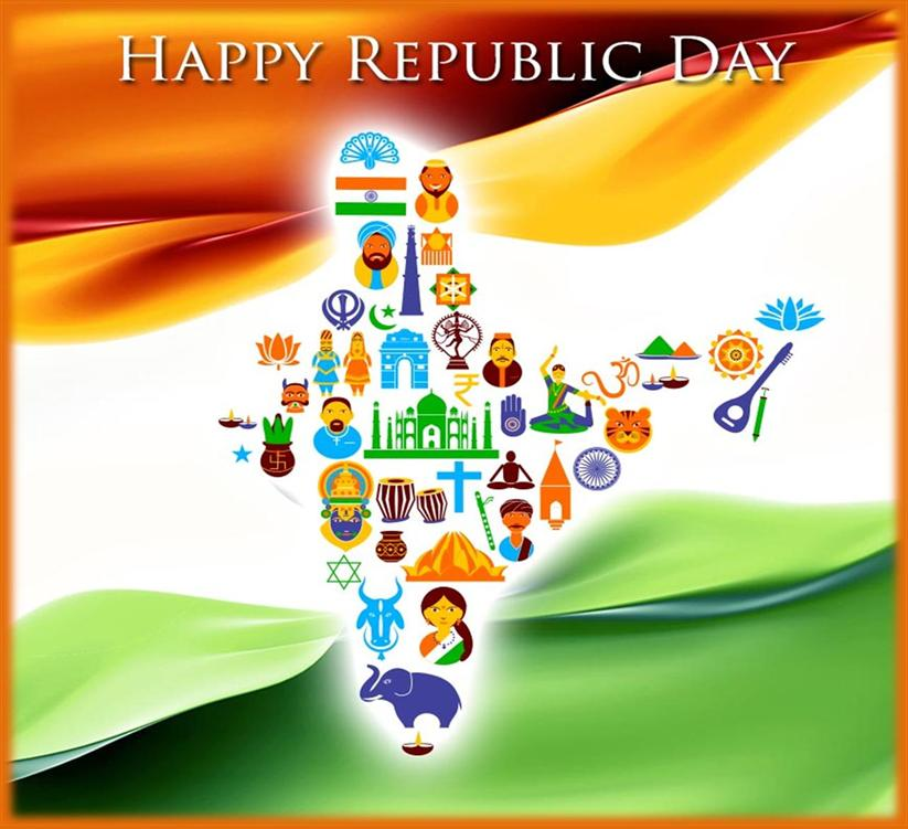 Republic Day Images With Quotes: Happy Republic Day 2019 Images Hd Pics Download Photos For
