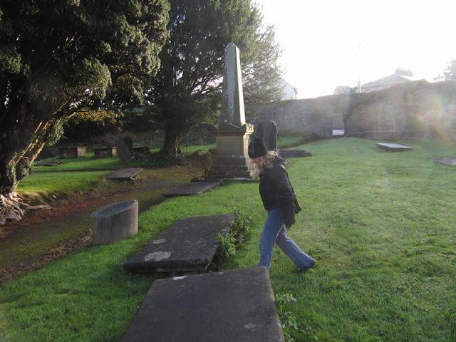 cementerio de la Catedral de la Inmaculada Concepción de Sligo