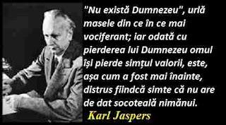 Maxima zilei: 23 februarie 2020: Karl Jaspers