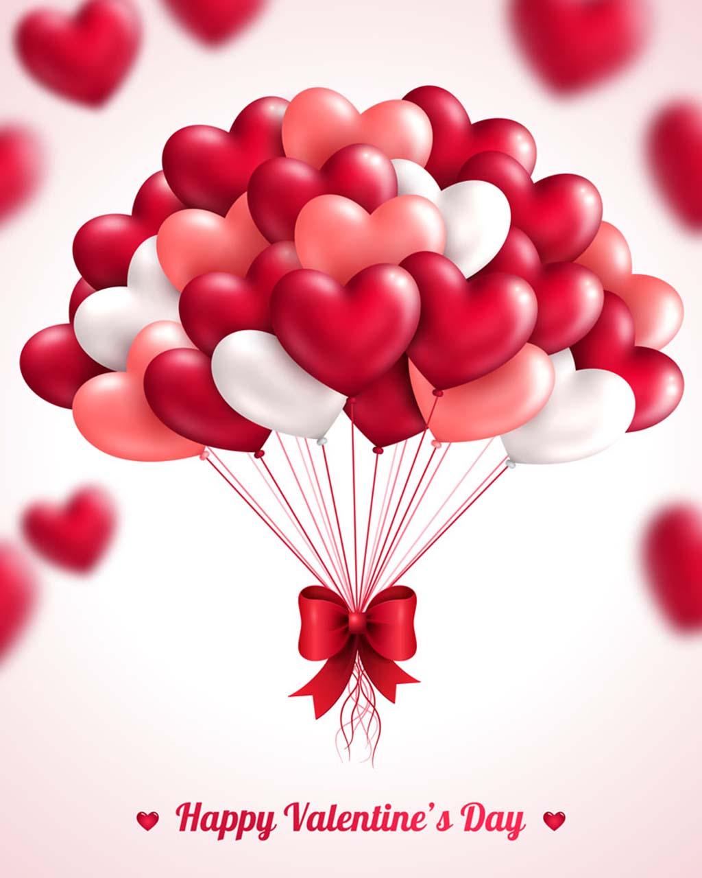 почему открытка с воздушными шарами в виде сердца незамысловатый грим