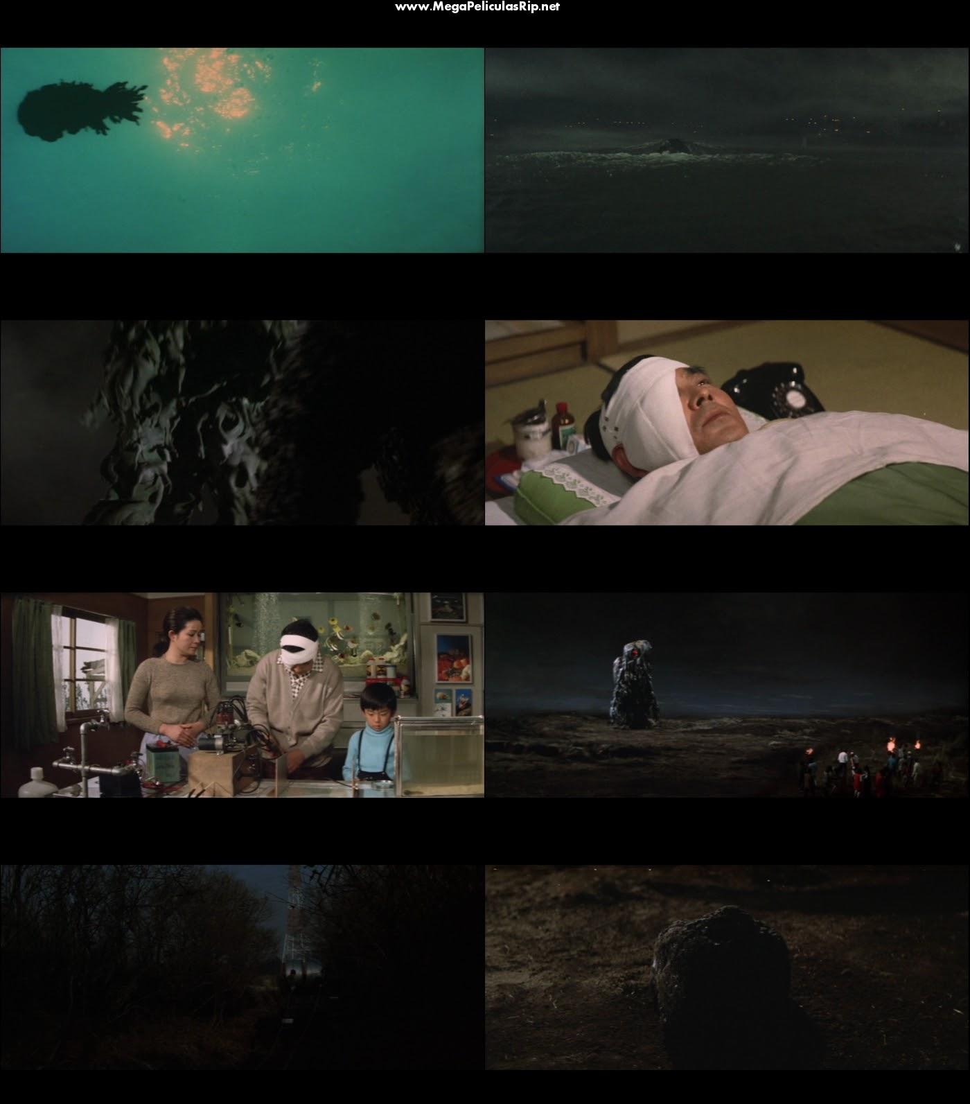 Godzilla vs Hedorah 1080p Latino