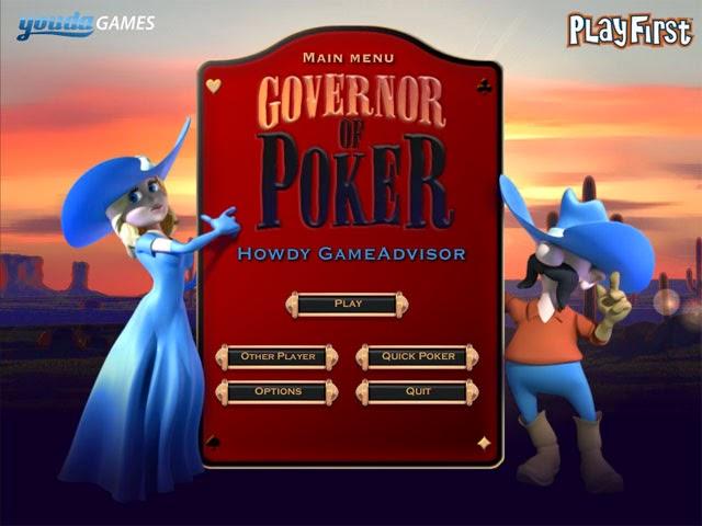 Download Governor Of Poker 1 Full Version | Irwanxlite