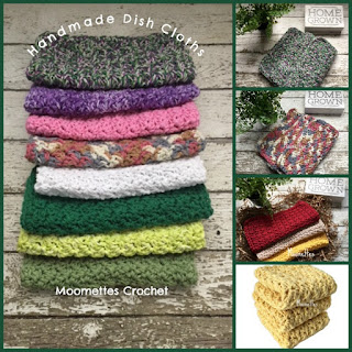Handmade Dish Cloths
