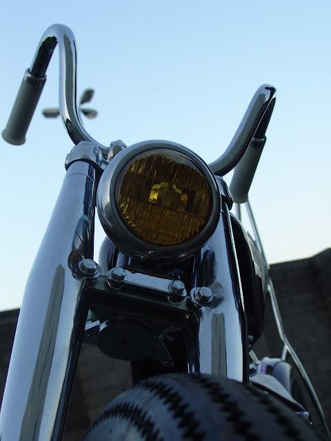 Harley Davidson Panhead By Chop Works Hell Kustom