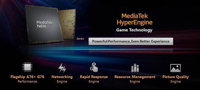 MediaTek Helio G35 Realme C11