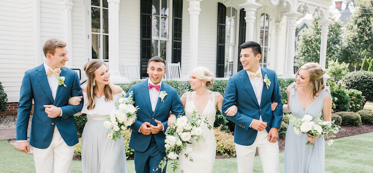 The Big Fake Wedding Raleigh, North Carolina