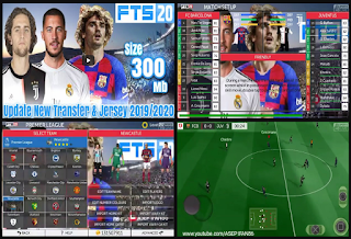 Full Europe Competition Update Winter Transfer  Download FTS 20 Full Europe Competition Update Winter Transfer 2019/2020