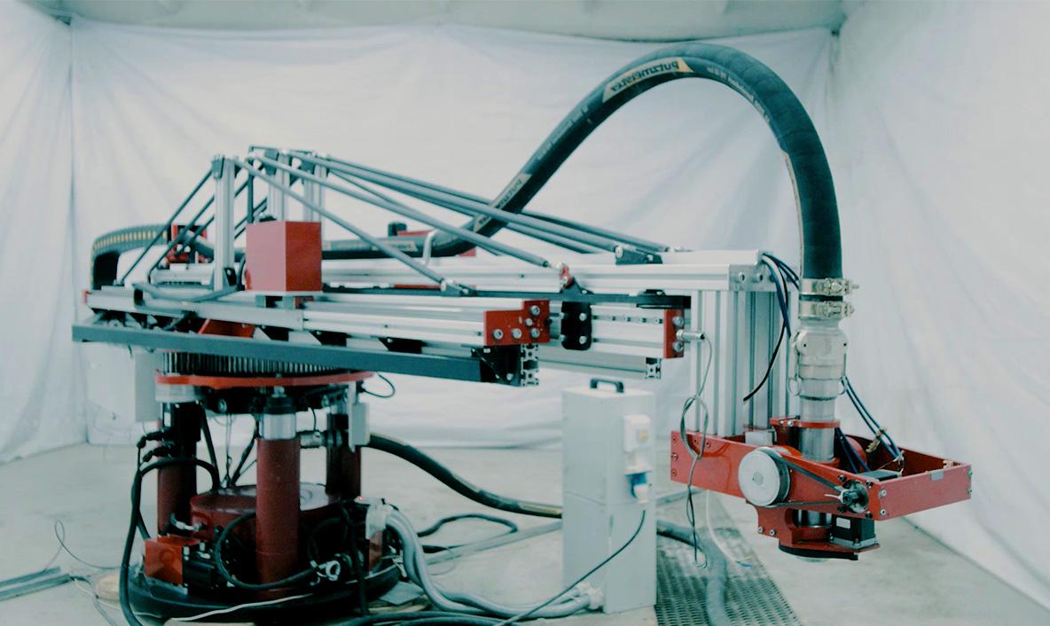 Robot d'impression 3D