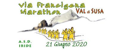 Maratona Via Francigena