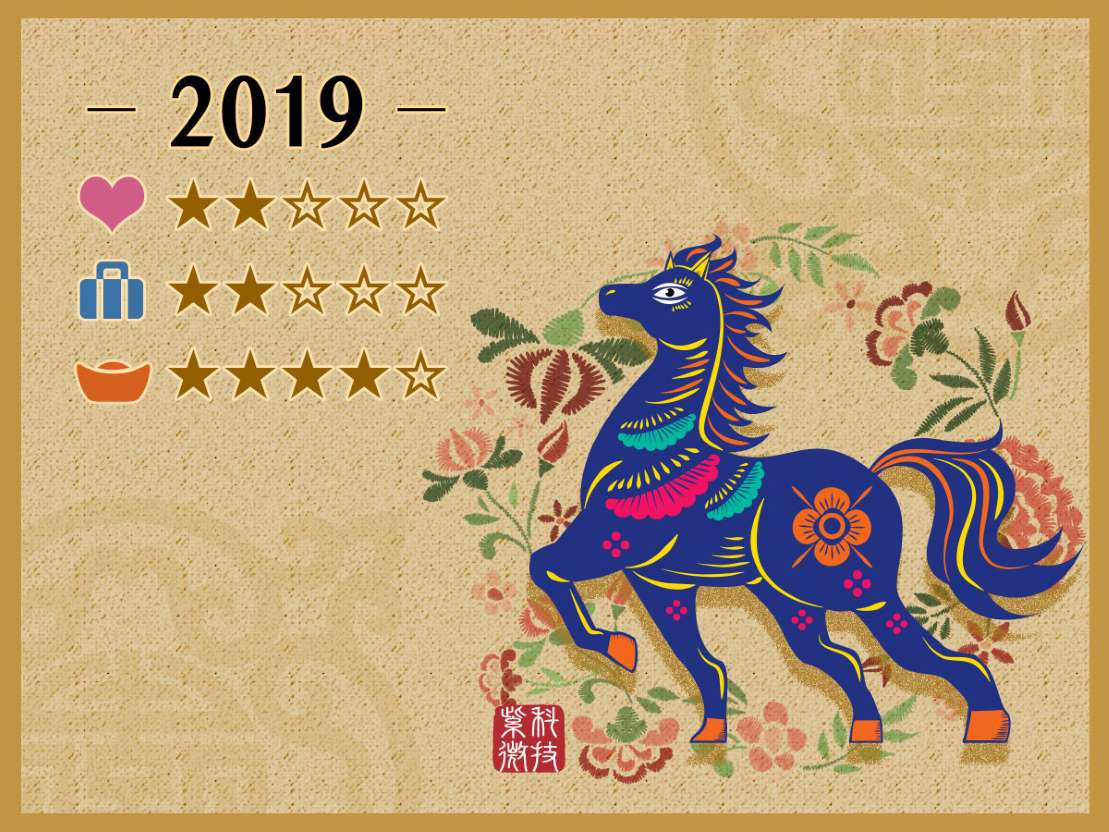 Chinese New Year 2019, Year of the Horse