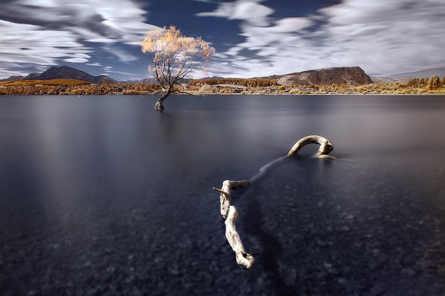 23. Infrared Wanaka by Christian Lim