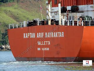 Kaptan Arif Bayraktar