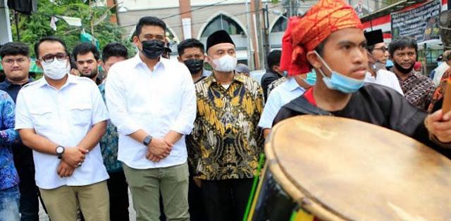 Warga Minang Dukung Bobby Nasution-Aulia Rachman