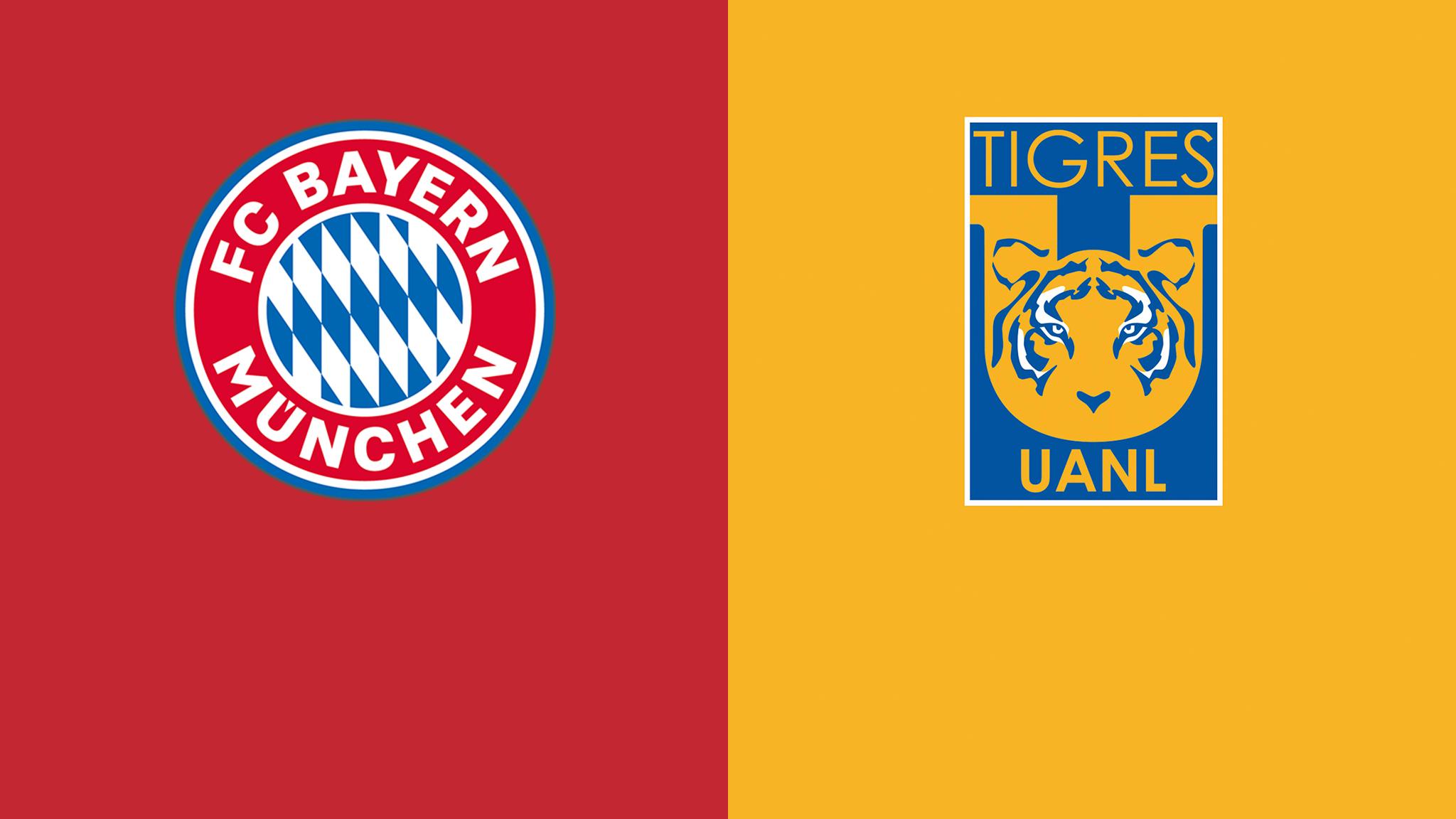 Bayern Munich vs Tigres