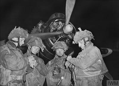 6ª División Aerotransportada, puente Pegasus, Día D