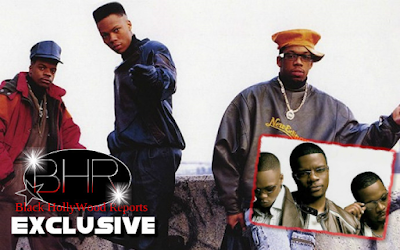 "Hit R&B Group Bell Biv Devoe Is Back With A New Single ""Run"""