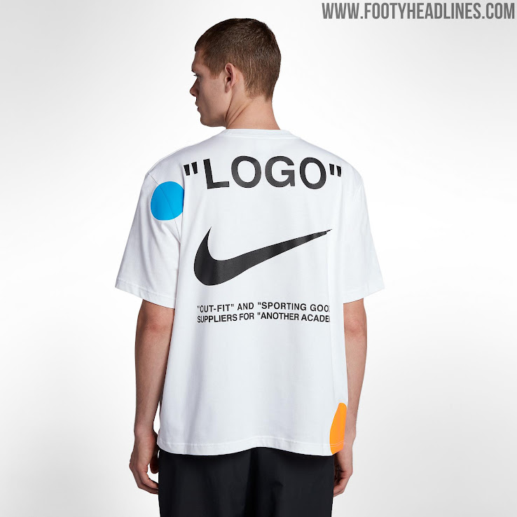 best cheap cc808 f675f 90+ Pics: Nike x Off-White 'Football, Mon Amour' 2018 World ...
