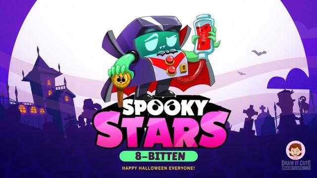 Brawl Stars Spooky Brawl Mod - Değişik Karakterler Modu Hileli