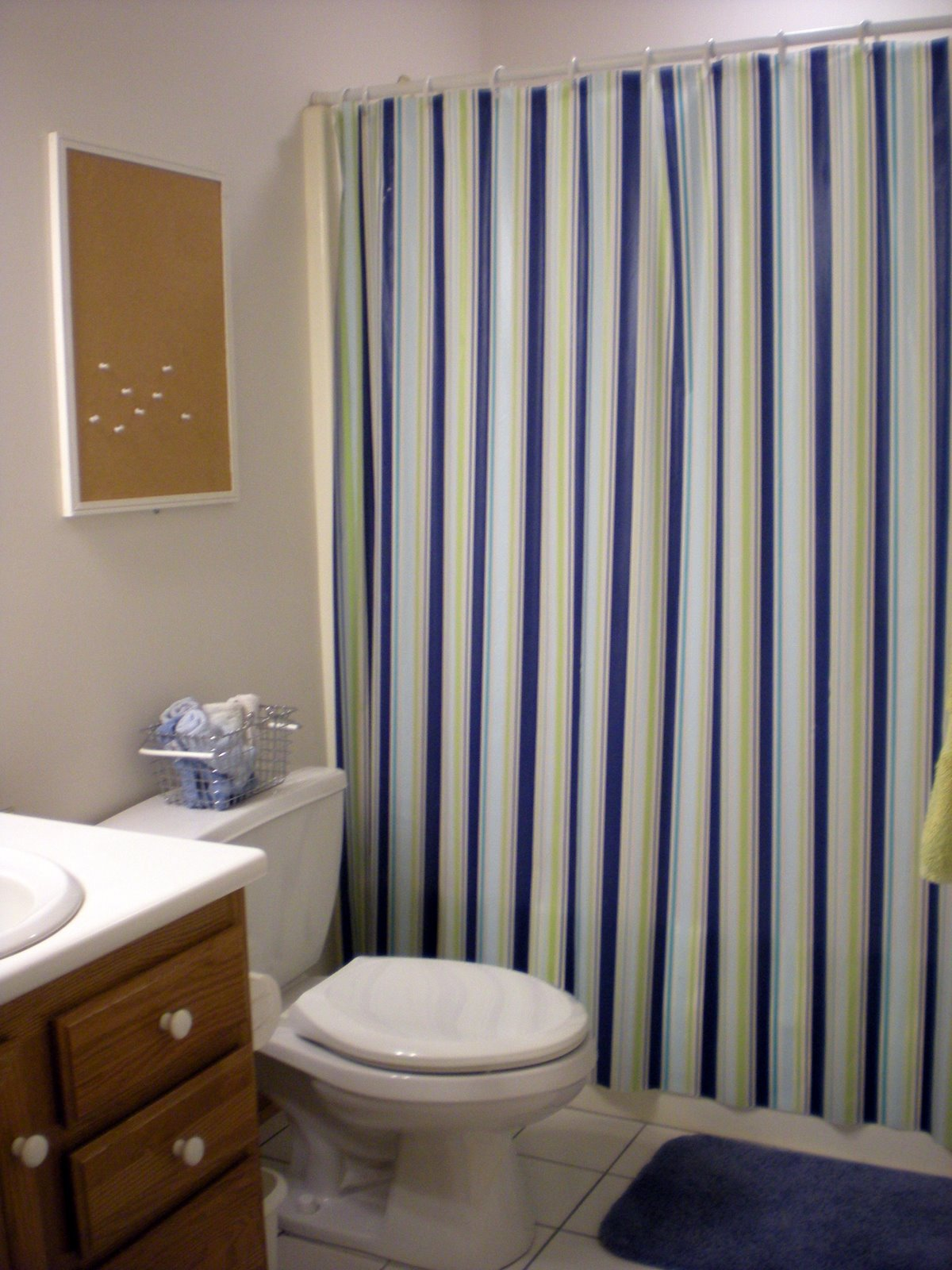 Of Cats And Cardstock Bathroom Update Part 2 Before