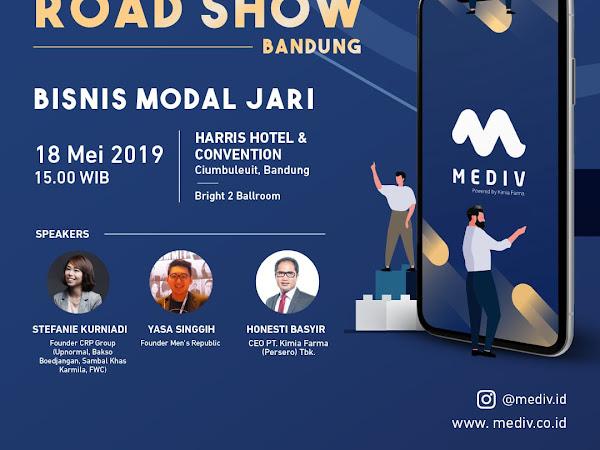[Event Report] Bisnis Modal Jari dari Mediv